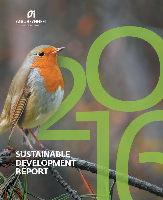 >Sustainable development report 2016
